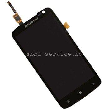Замена дисплейного модуля Lenovo S820, сенсор, стекло, экран, тачскрин, дисплей, ремонт, замена, Lenovo, S820