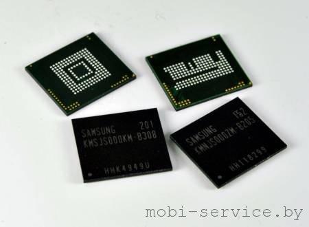 Замена микросхемы, Emmc, Samsung, микросхема, память