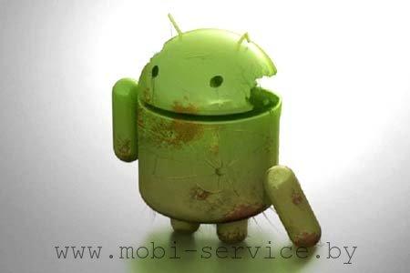 Удаление вирусов с телефона или планшета Минск